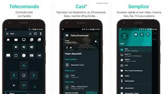 app Yatse: Kodi Telecomando