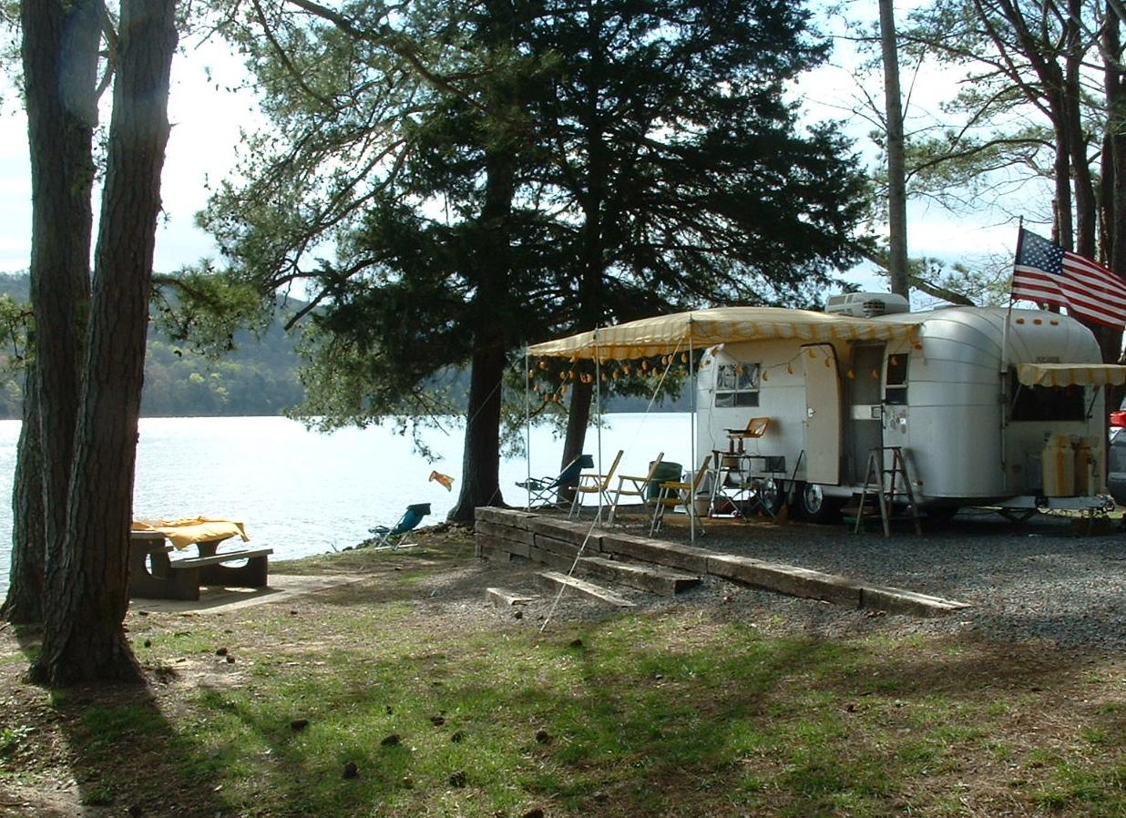 Vintage Awnings Honeycomb Campground Grant Alabama Svtf