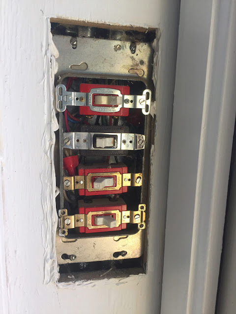 Covering Switches when The Wall Cutout is Too Big