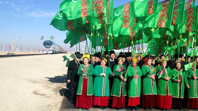 20 Fakta Hebat Tentang Turkmenistan