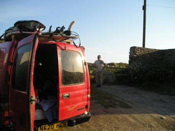 Cornwall camper
