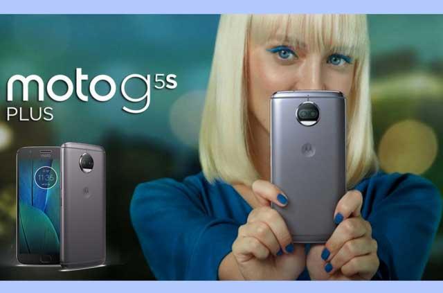 Motorola Moto G5S Plus, Smartphone Dual Camera ala Kamera DSLR dengan Harga Terjangkau