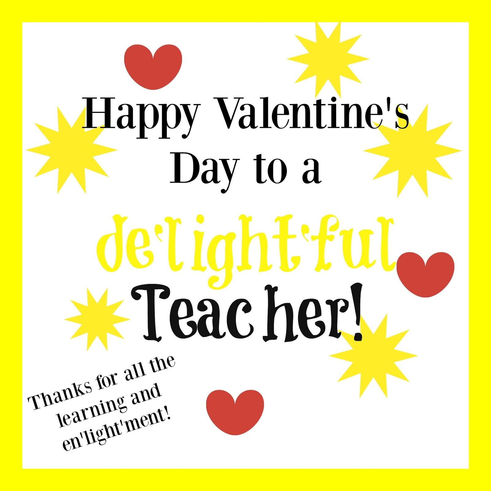Michelle Paige Blogs 10 Free Printable Light Valentines