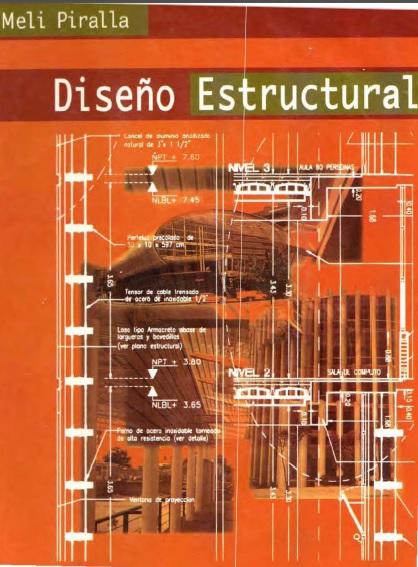 Ingenier A Civil Mark Dise O Estructural Roberto Meli