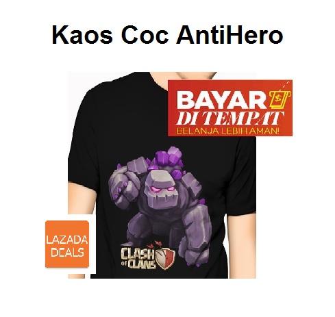kaos coc