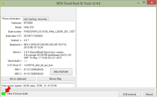 Cara Install CWM Recovery Oppo A37 Via PC