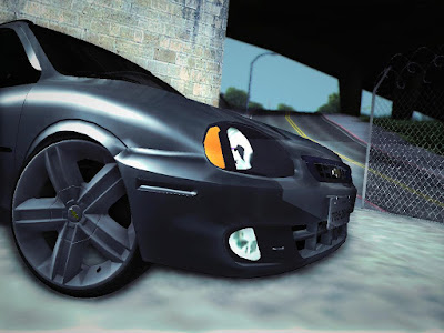 GTA SA - Chevrolet Corsa Wagon 2001 Baixo de 18 do Astra GSI 4