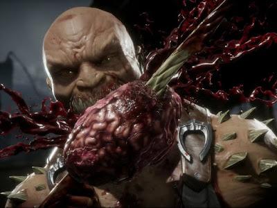 Baraka - MK11 - Mortal Kombat 11
