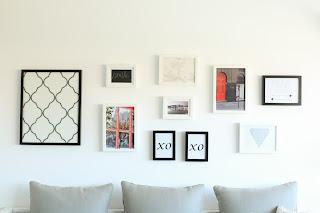 decoração de interiores Porto; gallery wall; interior design; design de interiores