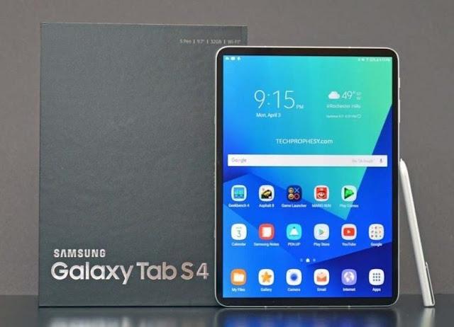 Samsung Galaxy Tab S4 10.5 Specifications - Inetversal