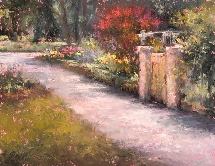 Пейзажи и фигуративная живопись. Todd A. Williams