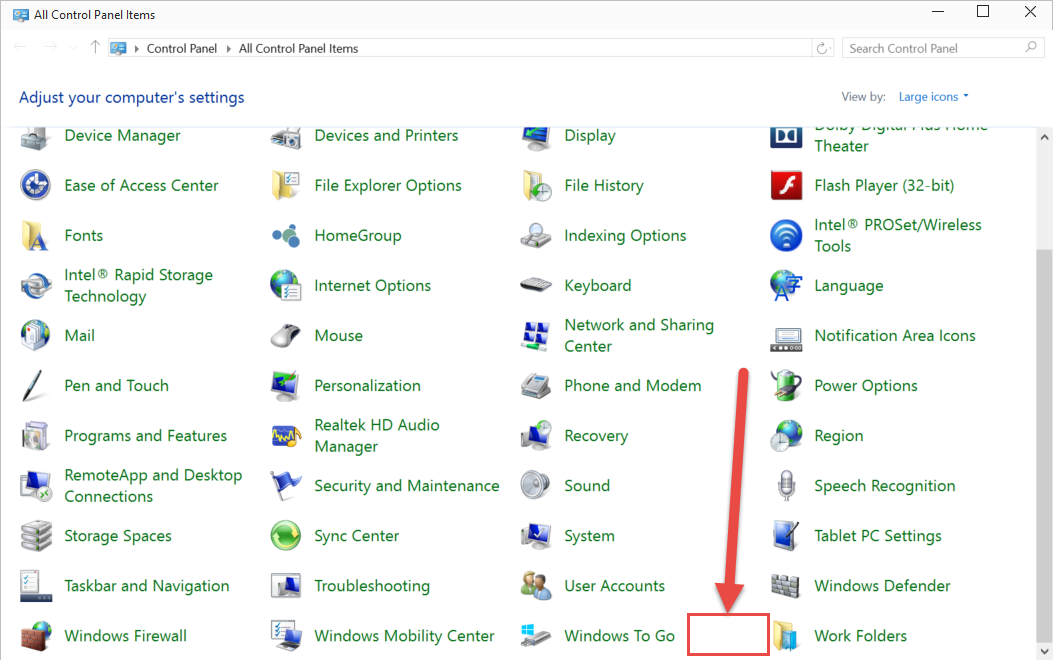 Microsoft System Center Suite: Windows Update missing from the