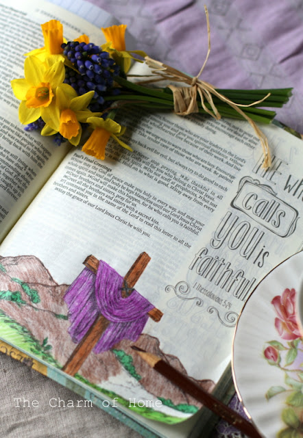 Holy Week: The Charm of Home