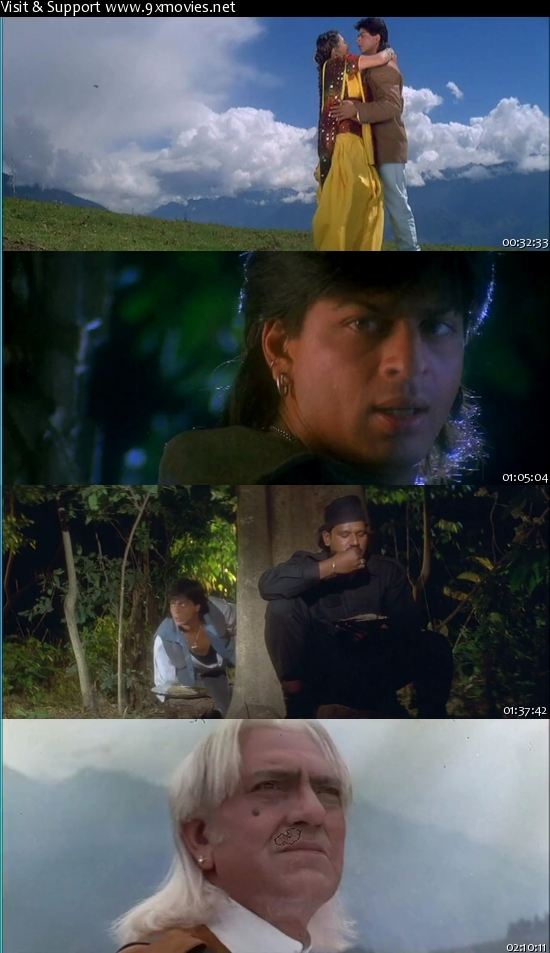 Koyla 1997 Hindi 720p HDRip