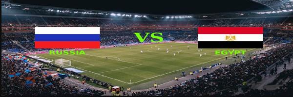 موعد مباراة مصر وروسيا اليوم الثلاثاء 19-6-2018