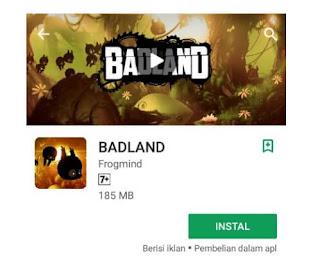 Badland adventure