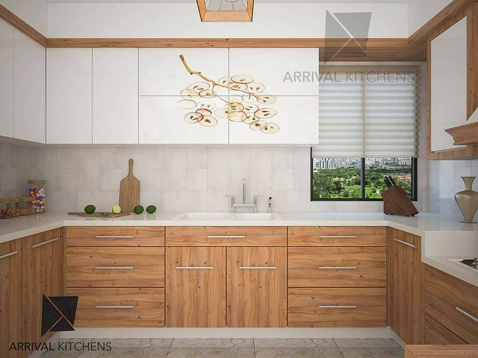 Modern Wood Kitchen Cabinets - Decor Units