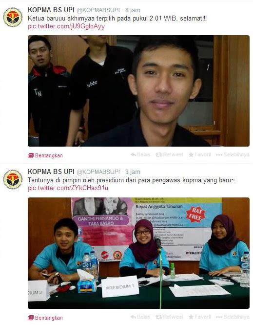 Hasil Rapat Anggota Tahunan - UPIndonesia