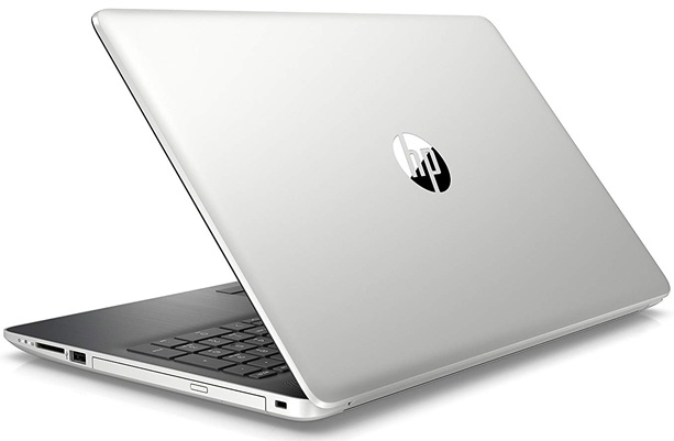 HP Notebook 15-da0049ns: procesador Core i5 y disco duro SSD