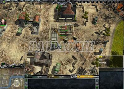 戰爭前線:轉折點(War Front: Turning Point),畫面真實的即時戰略!