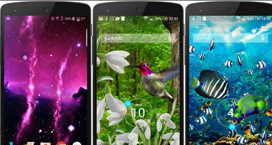 3D Parallax Background 1.42 Android APK Patched