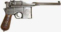 Маузер образца 1896 года. 7,63-мм пистолет системы Маузера