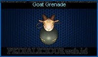 Goat Grenade