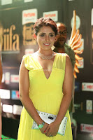 Madhu Shalini Looks Super Cute in Neon Green Deep Neck Dress at IIFA Utsavam Awards 2017  Day 2  Exclusive (55).JPG