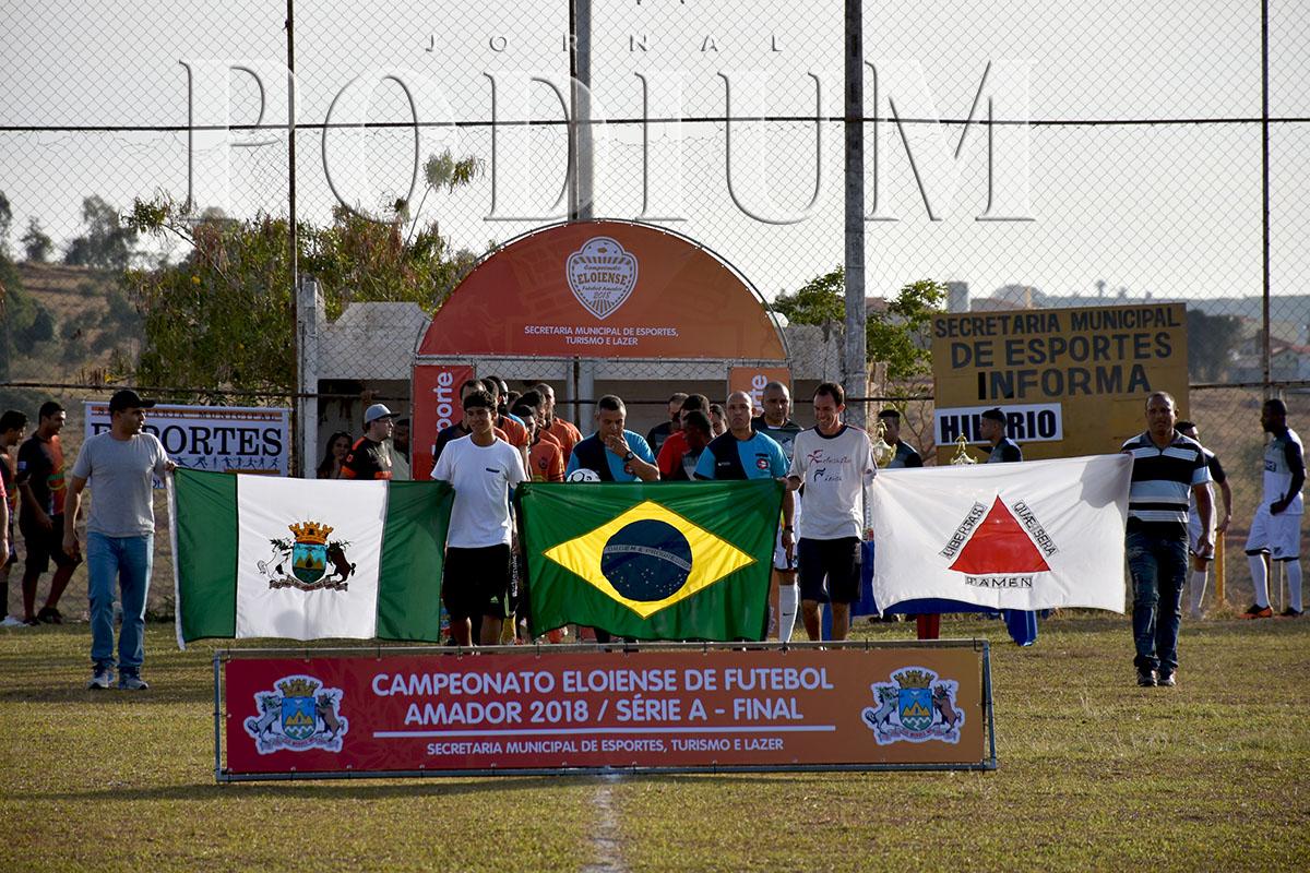 7a741a0347 Campeonato Eloiense de Futebol Amador 2018