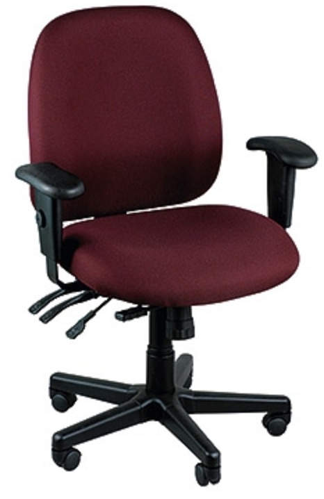 4x4 Office Chair by Eurotech