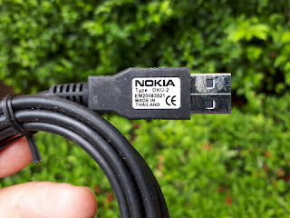 Kabel Data Nokia DKU-2 New Original