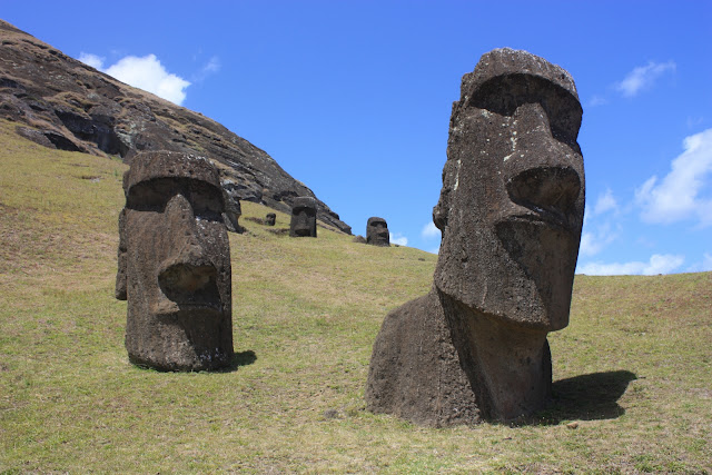 Solving the Easter Island population puzzle