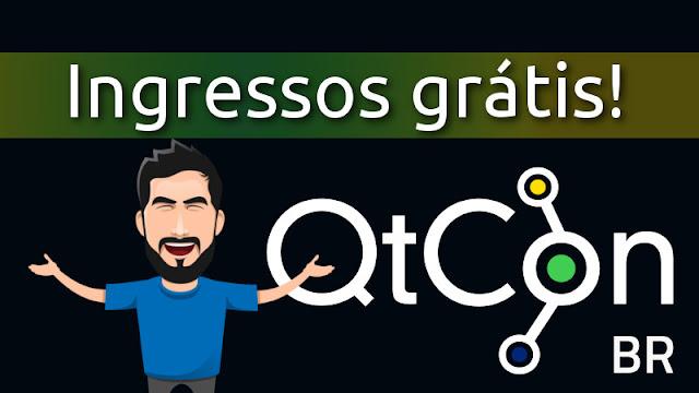 Ingressos QtCon 2017