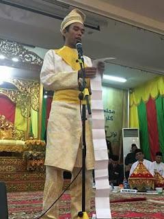 Syair Datuk Seri Ulama Setia Negara Ustadz Abdul Somad, Lc. MA