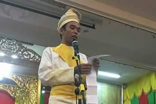 Syair Datuk Seri Ulama Setia Negara