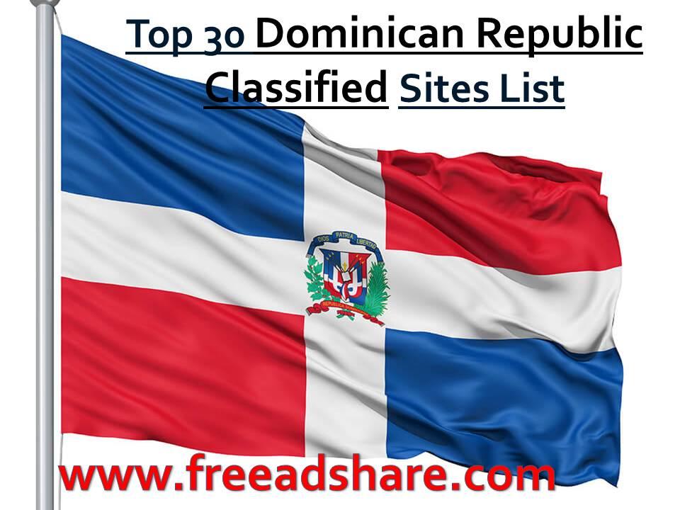 Dominican Republic Classified Sites List 2018   Top 30 ...