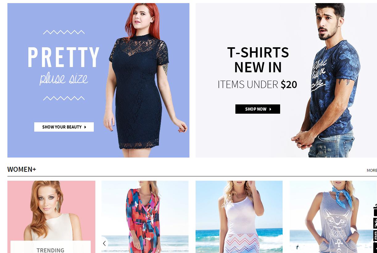 4e52cac5ae352 موقع Sammydress لشراء الملابس من الانترنت. » مواقع تسوق صينية » ...