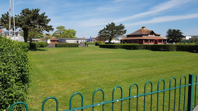 Griffin Park's Putting Green in Porthcawl