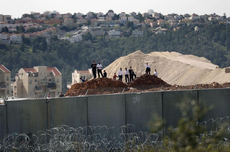 """Warga Palestina Ditangkap Zionis Israel Karena Tulis """"Selamat Pagi"""" di FB"""