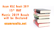 Matric 2019 Result will be Declared 15 May 2019