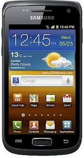Flash Samsung Galaxy W I8150