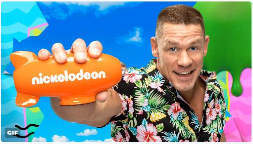 John Cena To Host Nickelodeon Kids
