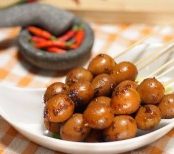 Satu Resep Masakan Nusantara dari Telur Puyuh!