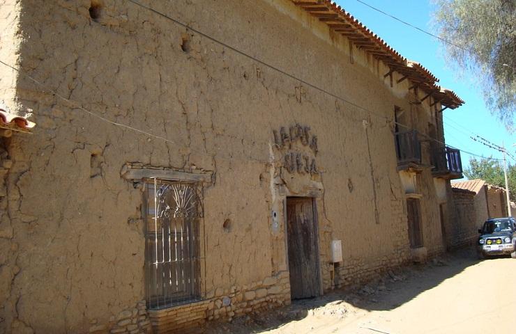La Casa vieja Tarija Bolivia