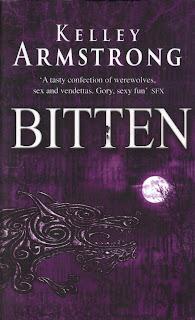 BITTEN paperback