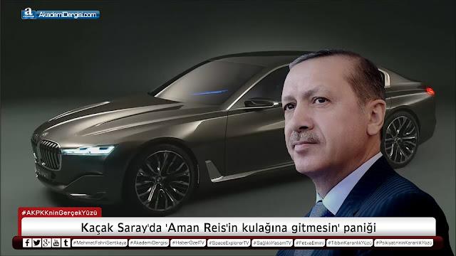 akademi dergisi, Cumhurbaşkanlığı sarayı, çiğdem toker, gerçek yüzü, Mehmet Fahri Sertkaya, Recep Tayyip Erdoğan, tır,
