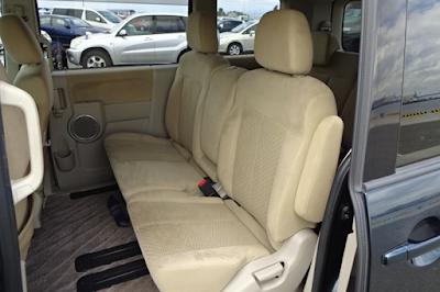 Interior Kabin Mitsubishi Delica