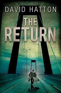 The Return kindle book promotion David Hatton