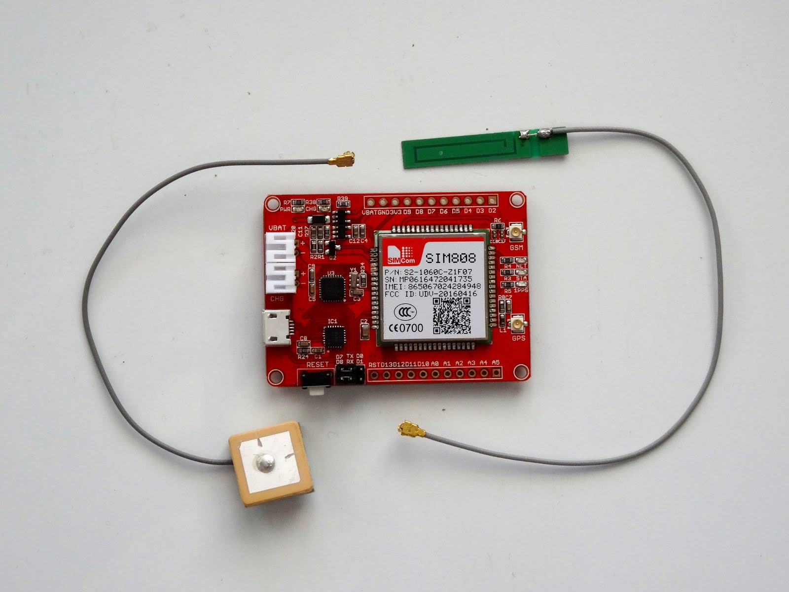 Mitov Software: Received 3 great GSM/GPRS/GPS IoT Maduino
