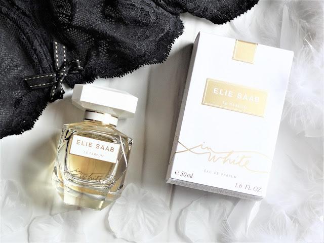avis Le Parfum In White de Elie Saab, le parfum elie saab, in white elie saab, parfum femme sensuel été, blog parfum, fragrance review, perfume review, nouveau parfum elie saab, cosma parfumerie, parfum pas cher